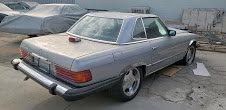 1984 Mercedes 380 sl driver clean Grey(~)Navy  $7.8k usd