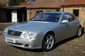 Picture of 2000 Mercedes CL500 Well maintained example, FSH & 45k miles For Sale