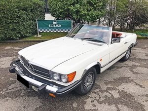 1978 MERCEDES 450 SL AUTOMATIC A/C (R107) For Sale