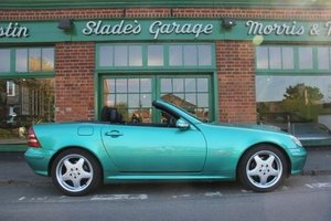 Picture of 2001 Mercedes SLK 230 Convertible Automatic  SOLD