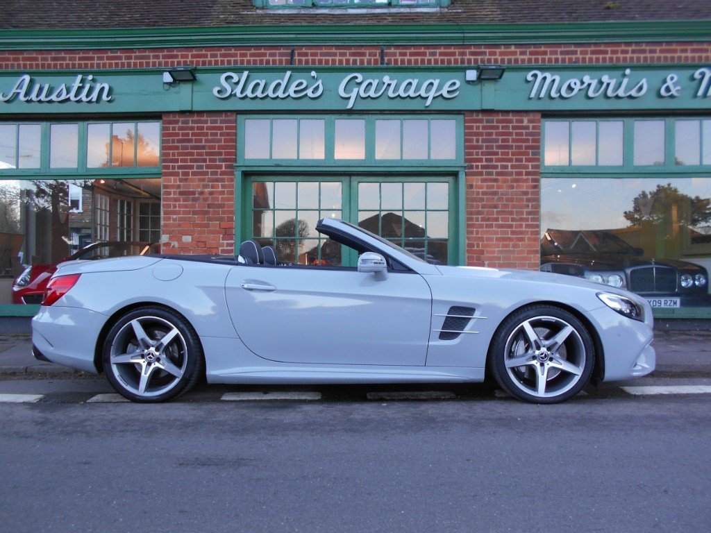 2017 Mercedes SL400 For Sale (picture 1 of 4)