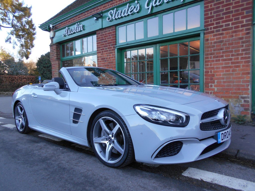 2017 Mercedes SL400 For Sale (picture 2 of 4)