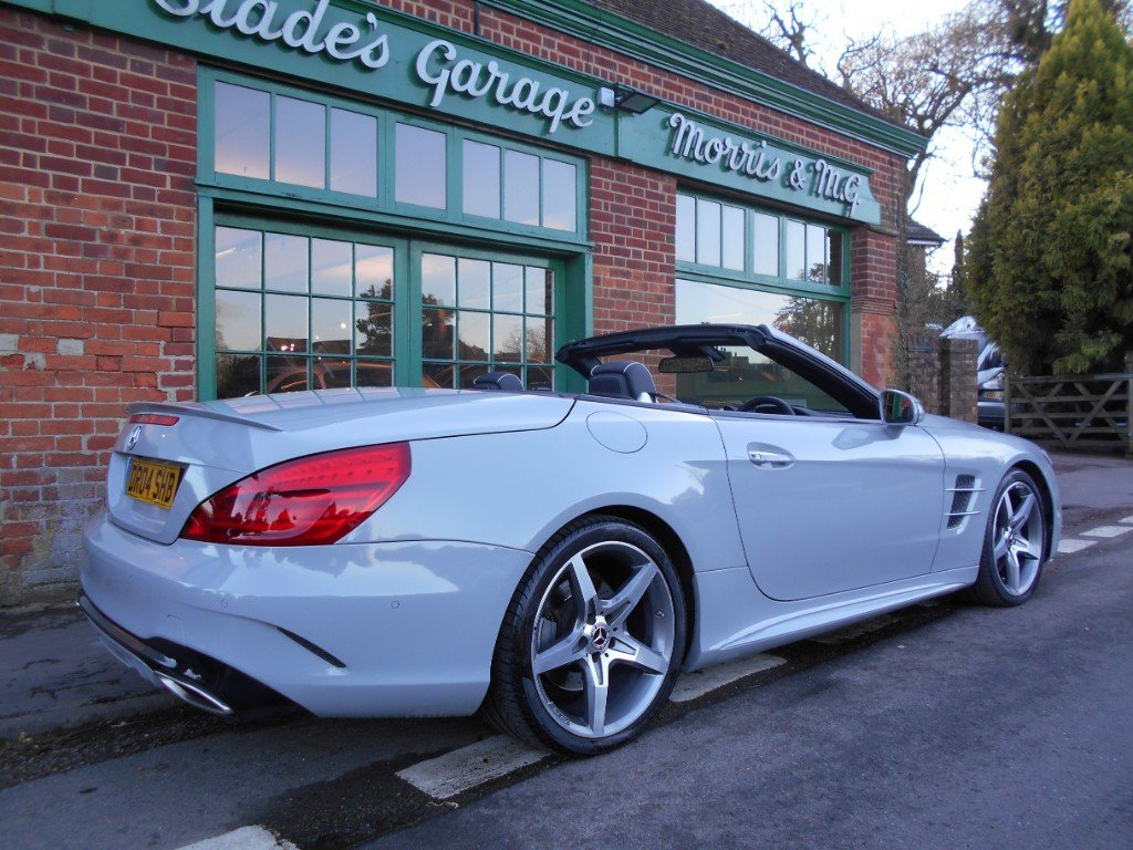 2017 Mercedes SL400 For Sale (picture 3 of 4)