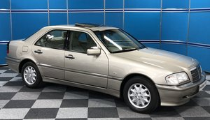 1998 Mercedes C240 Elegance Only 4,375 Miles For Sale