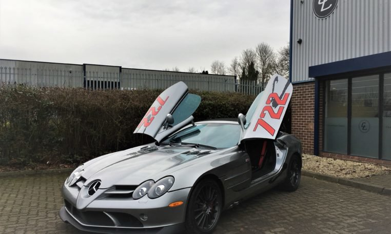 2009 MERCEDES SLR 722S MCLAREN For Sale (picture 2 of 6)