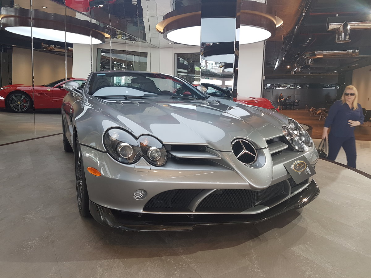 2009 MERCEDES SLR 722S MCLAREN For Sale (picture 5 of 6)