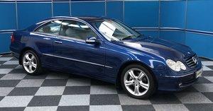 2005 Mercedes CLK200K Avantgarde For Sale