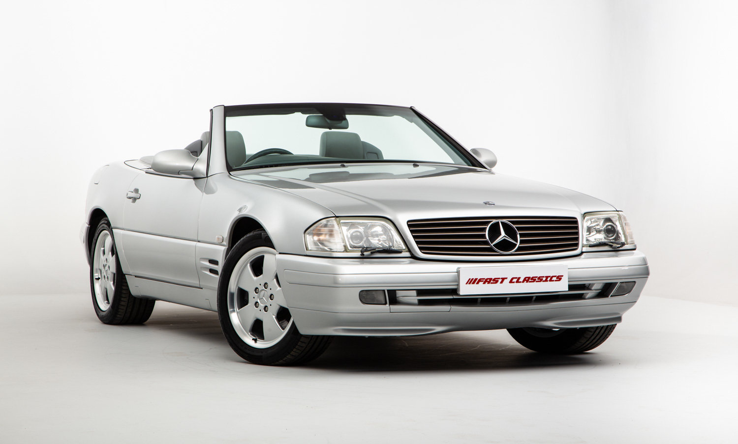 1999 MERCEDES SL320  For Sale (picture 2 of 22)