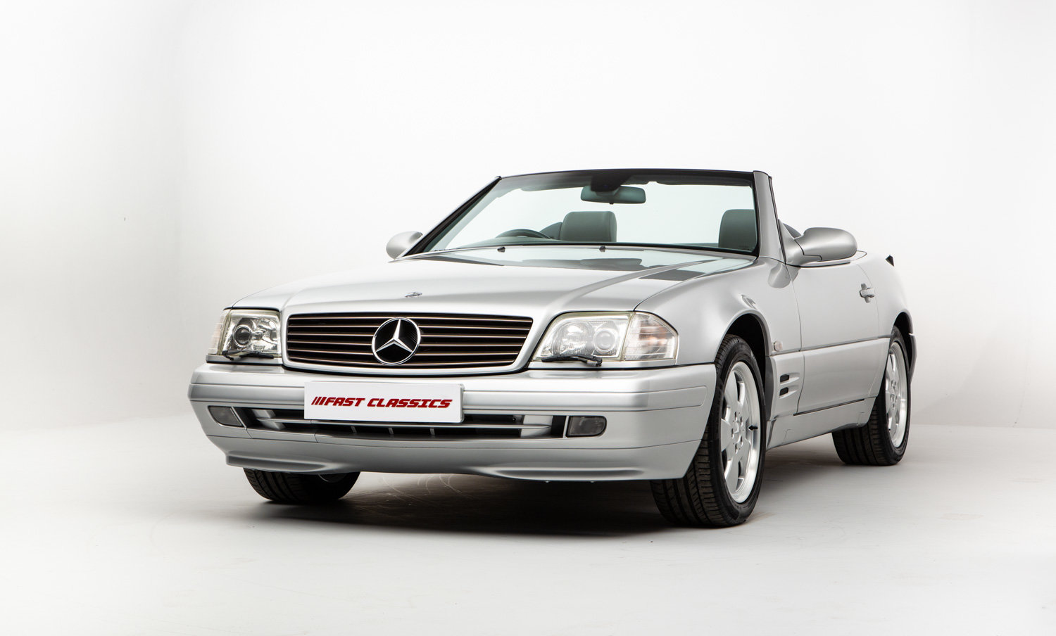 1999 MERCEDES SL320  For Sale (picture 4 of 22)
