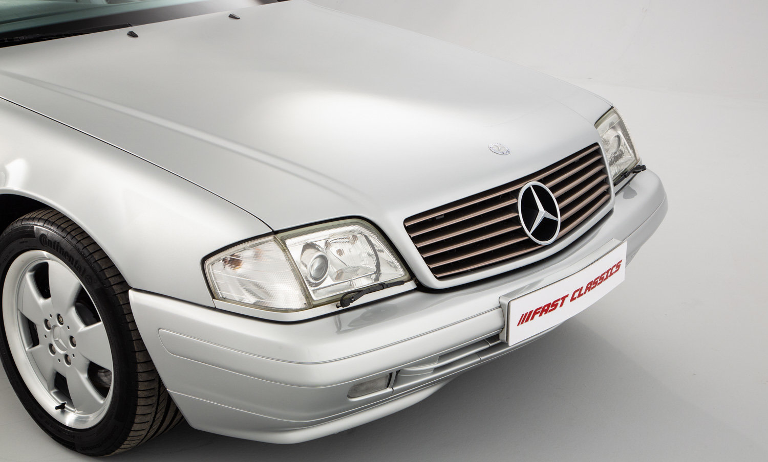1999 MERCEDES SL320  For Sale (picture 5 of 22)