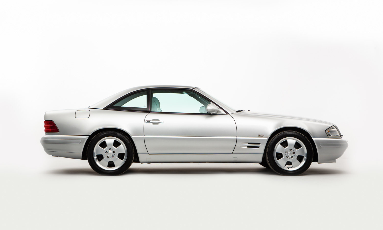 1999 MERCEDES SL320  For Sale (picture 6 of 22)