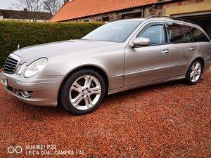 Mercedes E280 Estate