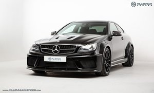 2012 MERCEDES AMG C63 BLACK SERIES