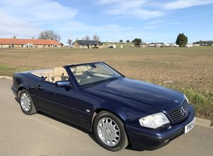 Picture of 1997 Mercedes SL 320 Superb Cond. SOLD