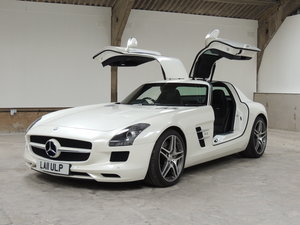 2011 Mercedes Benz SLS AMG Coupe - Low Miles!