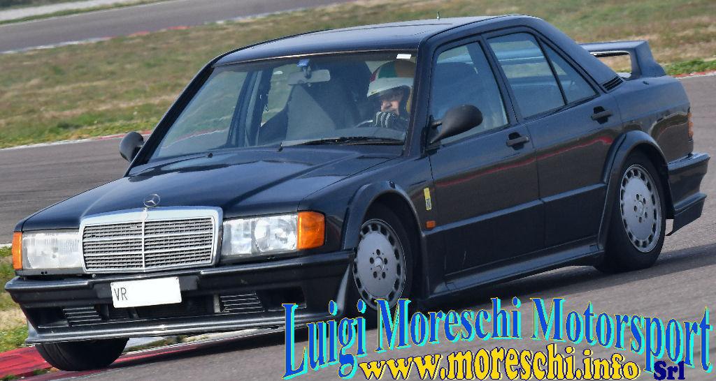 1989 Mercedes 190E 2.5 16 Cosworth Evo For Sale (picture 1 of 6)