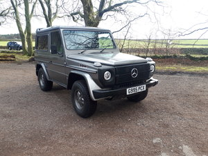 Mercedes g wagen 300gd  turbo diesel 5 speed man