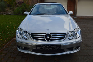 2003 Mercedes Clk55 Amg 3300 Miles For Sale