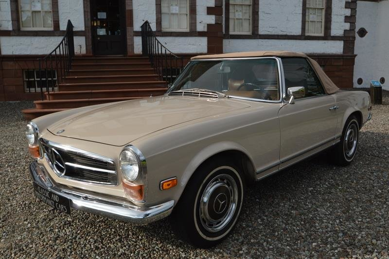 1969 Mercedes 280Sl Pagoda For Sale (picture 1 of 5)