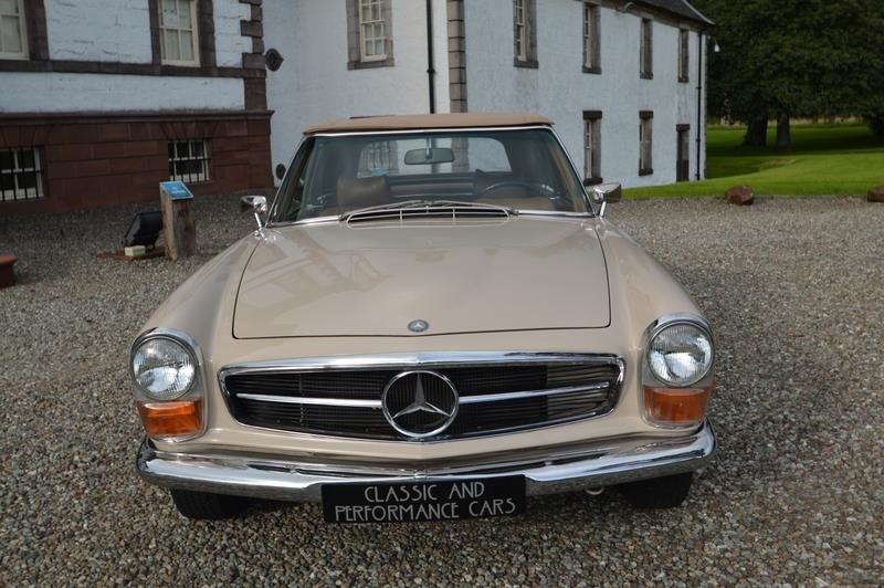 1969 Mercedes 280Sl Pagoda For Sale (picture 2 of 5)