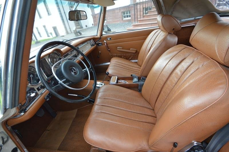 1969 Mercedes 280Sl Pagoda For Sale (picture 4 of 5)