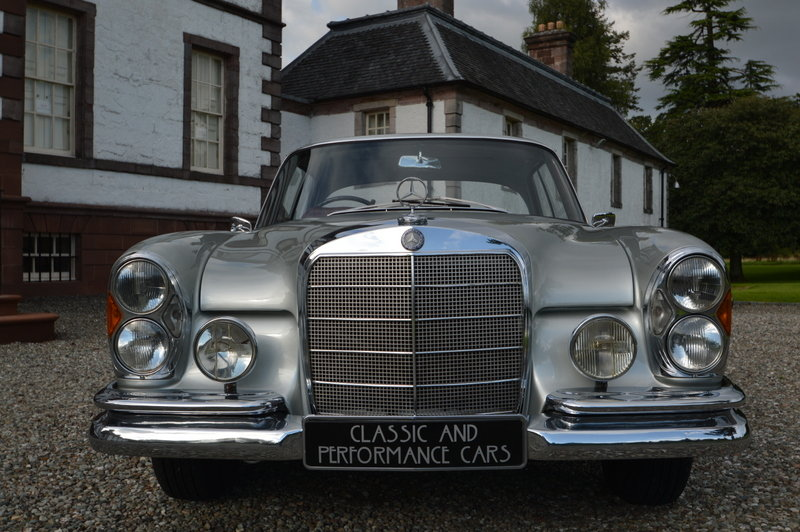 1966 Mercedes Benz 250SE Coupe For Sale (picture 2 of 6)