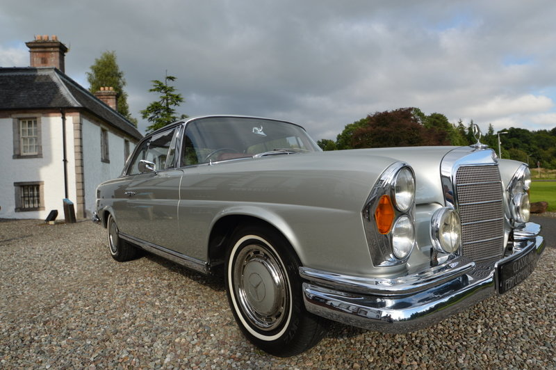 1966 Mercedes Benz 250SE Coupe For Sale (picture 3 of 6)