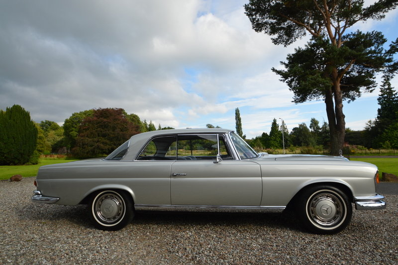 1966 Mercedes Benz 250SE Coupe For Sale (picture 4 of 6)