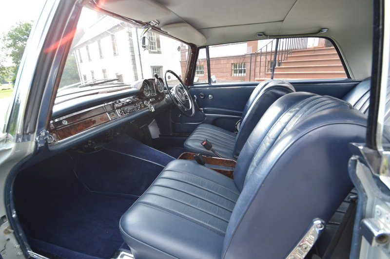 1966 Mercedes Benz 250SE Coupe For Sale (picture 6 of 6)