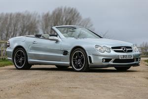 2005  Mercedes-Benz SL65 AMG Just £30,000 - £35,000