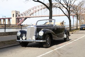 # 23241 1951 Mercedes-Benz 220A Cabriolet For Sale
