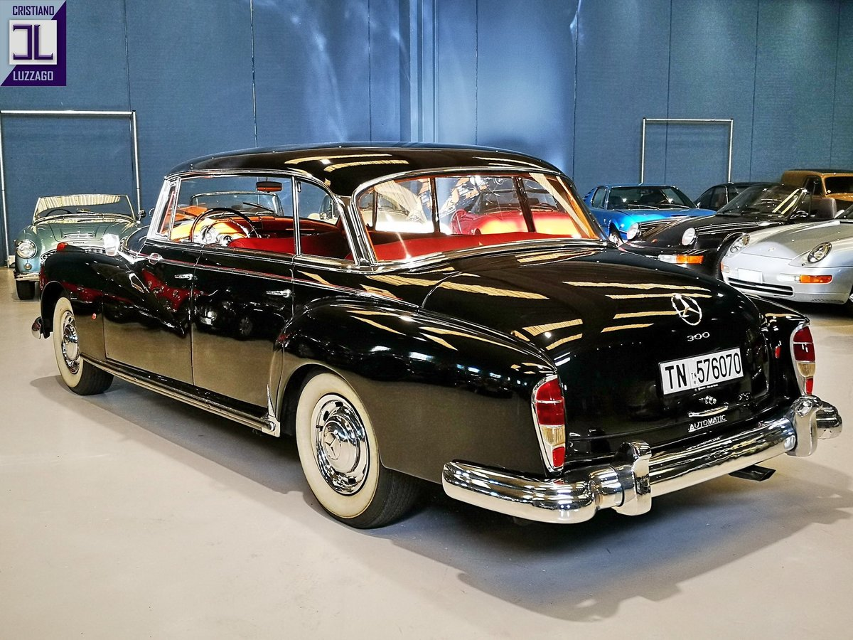 1959 MERCEDES 300 D  ADENAUER  one of 3077 built For Sale (picture 3 of 6)