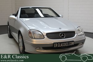 Mercedes-Benz SLK 200 2001 Only 74,649 km For Sale