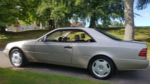 1996 Mercedes cl600 cl 600 v12 w140 series coupe
