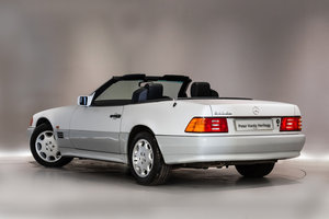 1992 Fantastic Condition Mercedes SL 300 For Sale (picture 2 of 6)