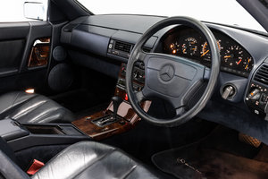 1992 Fantastic Condition Mercedes SL 300 For Sale (picture 4 of 6)