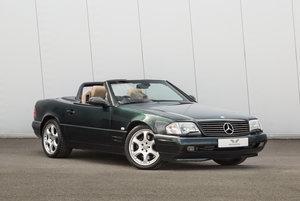 2001 SL320 V6 2dr Auto Designo Edition- 1 of 50 Manufactured For Sale
