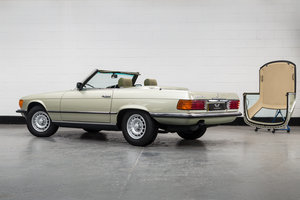 1982 Mercedes Benz 280SL-Outstanding Low Mileage Example For Sale (picture 3 of 6)