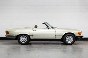 1982 Mercedes Benz 280SL-Outstanding Low Mileage Example For Sale (picture 6 of 6)
