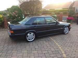 1992 Mercedes-Benz 190e auto