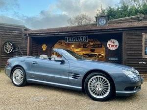 2004 MERCEDES SL55 AMG, 51,000 MILES! SOLD