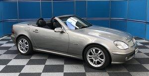 2004 Mercedes SLK320 Special Edition For Sale