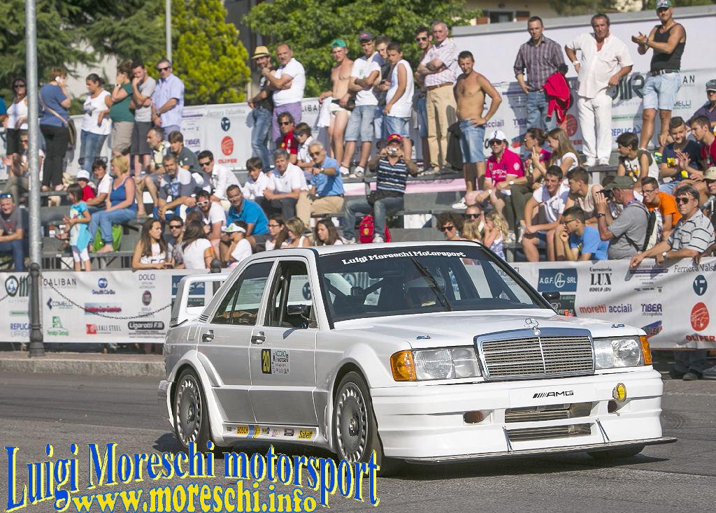 1988 Mercedes 190E 2.5 16 Evo2 For Sale (picture 1 of 6)