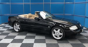 1999 Mercedes SL500 SOLD