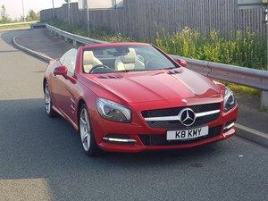 Mercedes 350sl amg line