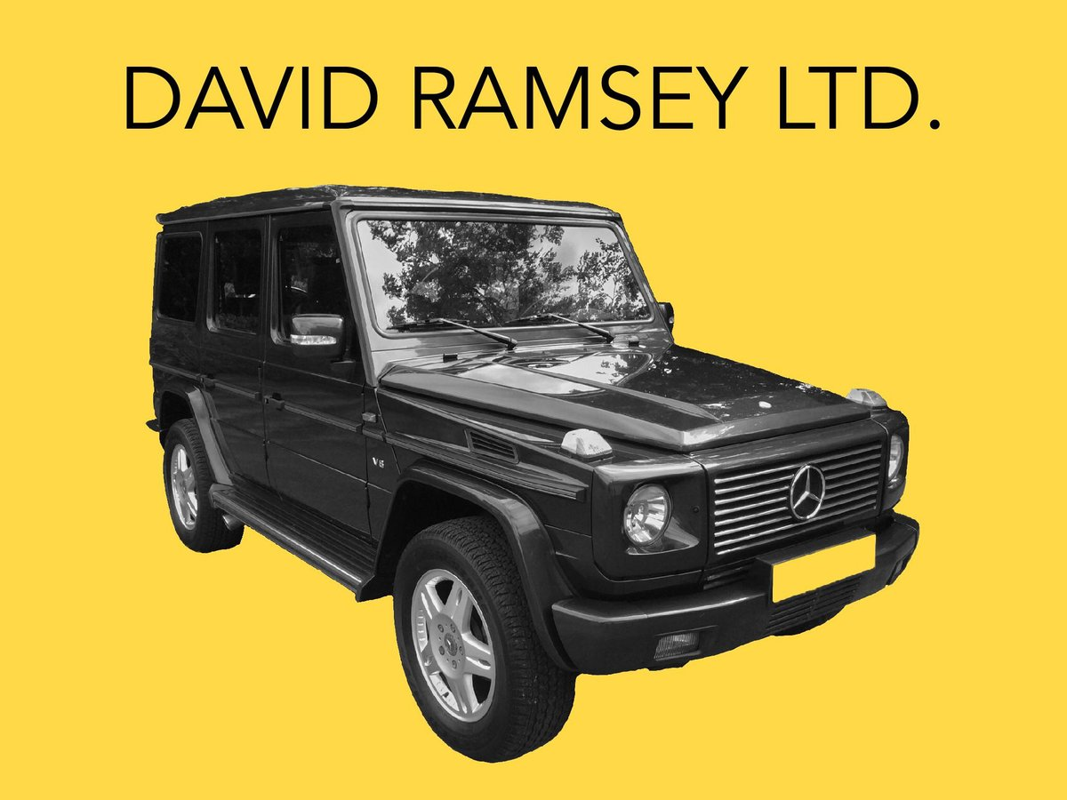 2001 Mercedes-Benz G500 LWB. Outstanding Examples Wanted For Sale (picture 6 of 6)