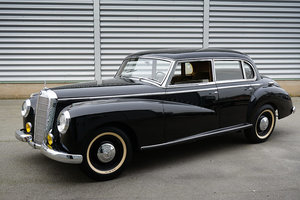 1952 Mercedes 300 Adenauer chassi number 40 SOLD