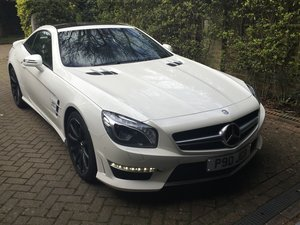 SL 63 The very finest available, absolutely as new