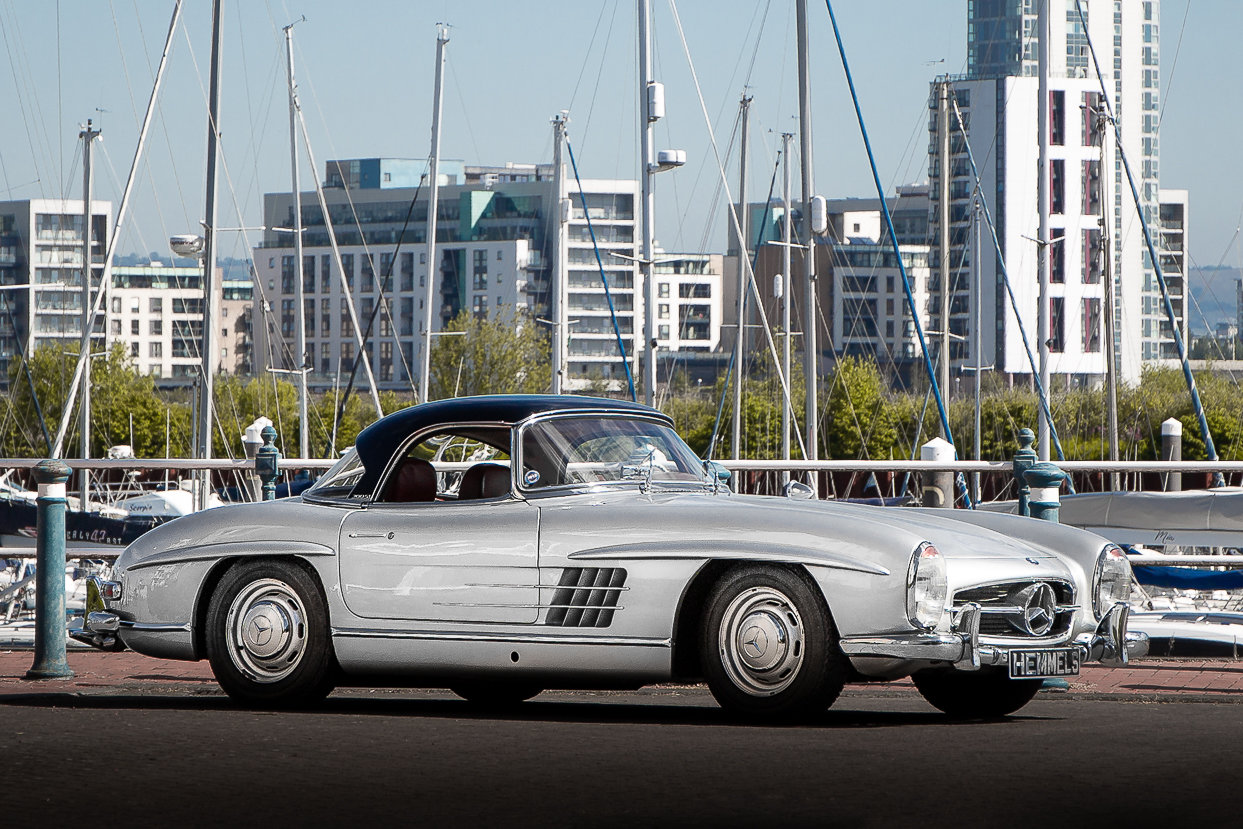 1957 300 SL Classic Roadster W198 by Hemmels For Sale (picture 1 of 6)