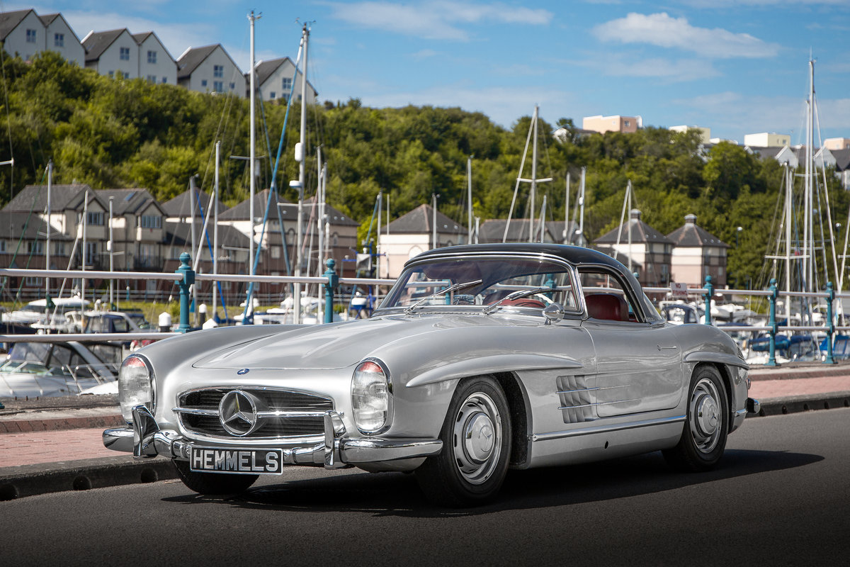 1957 300 SL Classic Roadster W198 by Hemmels For Sale (picture 2 of 6)